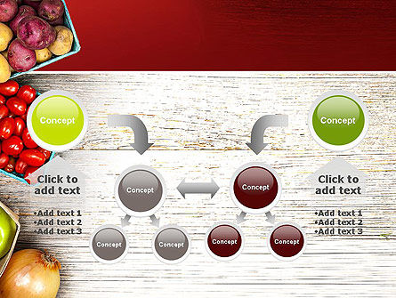 Fruit and Veg PowerPoint Template Slide 19