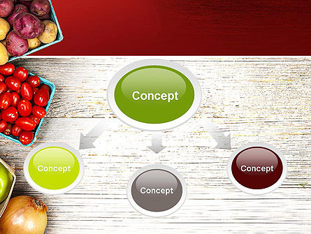 Fruit and Veg PowerPoint Template Slide 4