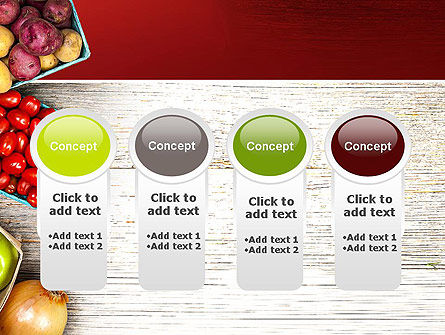 Fruit and Veg PowerPoint Template Slide 5