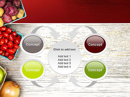 Fruit and Veg PowerPoint Template Slide 6