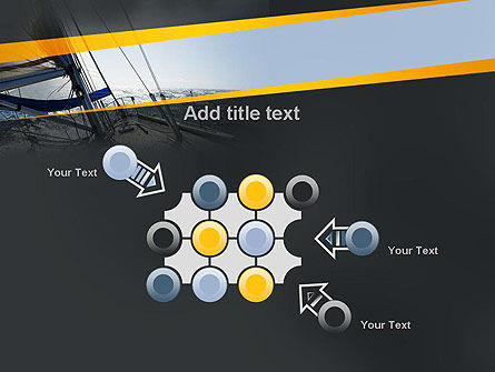 The Bow of a Boat PowerPoint Template Slide 10