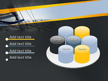 The Bow of a Boat PowerPoint Template Slide 12