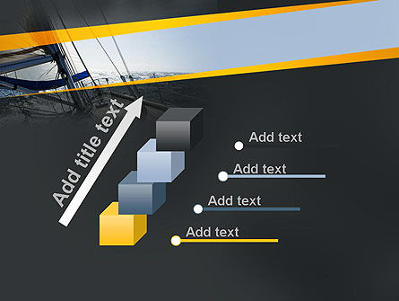 The Bow of a Boat PowerPoint Template Slide 14