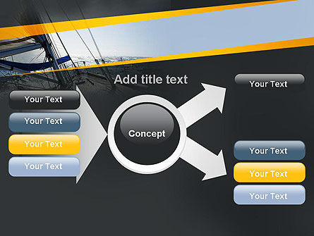 The Bow of a Boat PowerPoint Template Slide 15