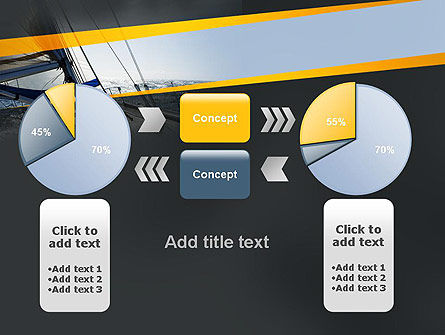 The Bow of a Boat PowerPoint Template Slide 16