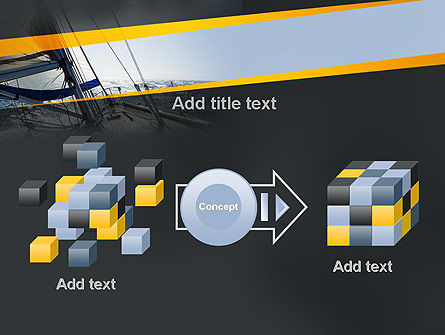 The Bow of a Boat PowerPoint Template Slide 17