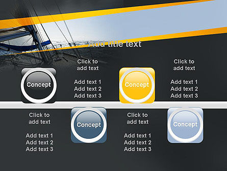 The Bow of a Boat PowerPoint Template Slide 18