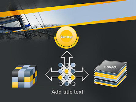 The Bow of a Boat PowerPoint Template Slide 19