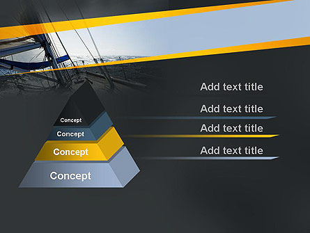 The Bow of a Boat PowerPoint Template, Slide 4, 11254, Careers/Industry — PoweredTemplate.com
