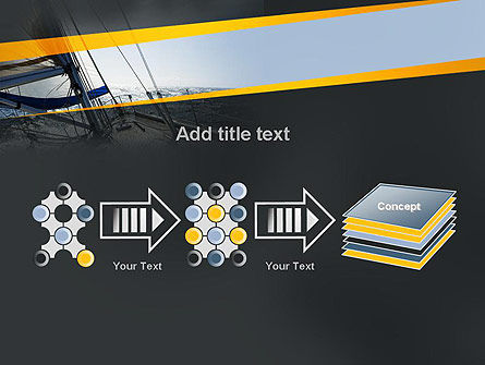 The Bow of a Boat PowerPoint Template Slide 9