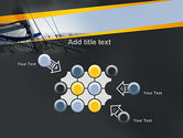 The Bow of a Boat PowerPoint Template#10
