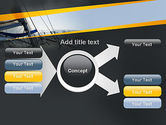 The Bow of a Boat PowerPoint Template#15