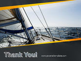 The Bow of a Boat PowerPoint Template#20