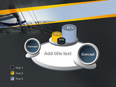 The Bow of a Boat PowerPoint Template#6