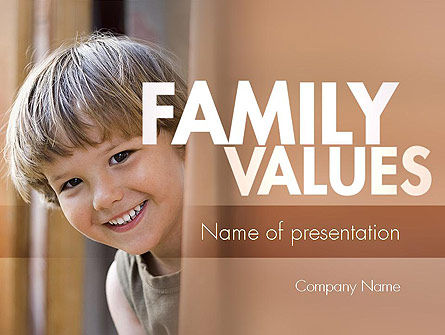Early Childhood Education PowerPoint Template, 11255, Education & Training — PoweredTemplate.com