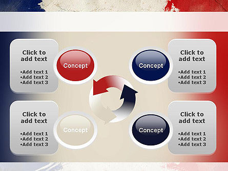 France Presentation PowerPoint Template Slide 9