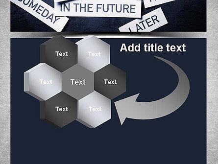 Stop Procrastinating PowerPoint Template Slide 11