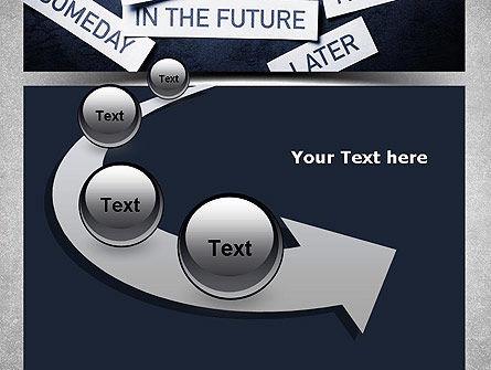Stop Procrastinating PowerPoint Template Slide 6
