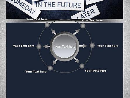 Stop Procrastinating PowerPoint Template Slide 7