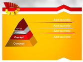 Steps to Success PowerPoint Template#12