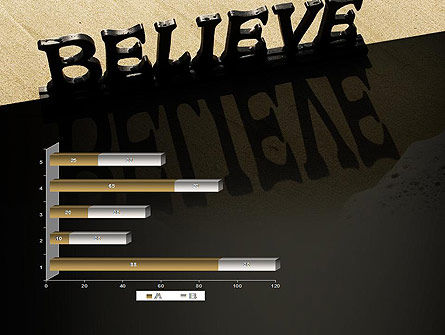 Believe PowerPoint Template Slide 11