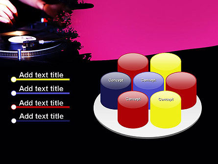 DJ Equipment PowerPoint Template Slide 12