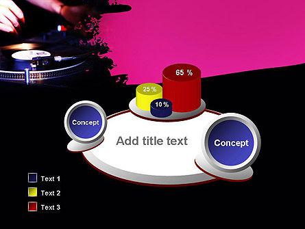 DJ Equipment PowerPoint Template Slide 6