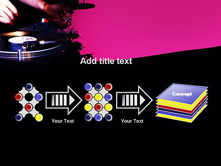DJ Equipment PowerPoint Template Slide 9