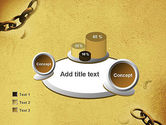 He Will Break Every Chain PowerPoint Template#16