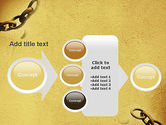 He Will Break Every Chain PowerPoint Template#17