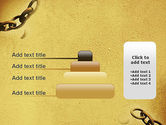 He Will Break Every Chain PowerPoint Template#8