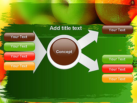 Vivid Fruits PowerPoint Template Slide 14