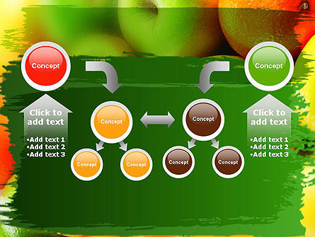 Vivid Fruits PowerPoint Template Slide 19
