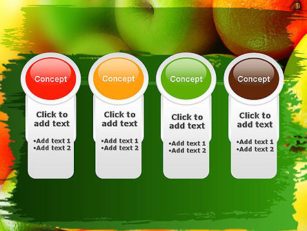 Vivid Fruits PowerPoint Template Slide 5