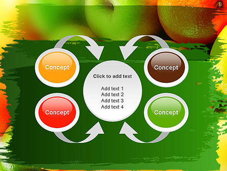 Vivid Fruits PowerPoint Template Slide 6