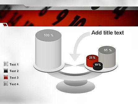 Events Calendar PowerPoint Template Slide 10