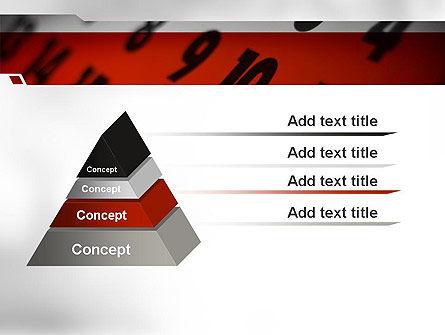 Events Calendar PowerPoint Template Slide 12