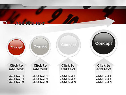 Events Calendar PowerPoint Template Slide 13