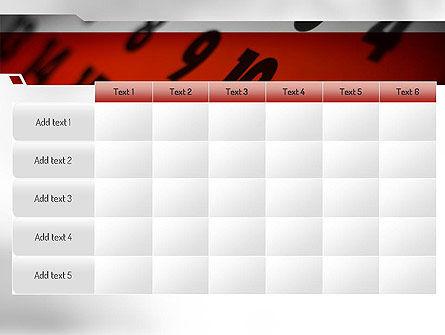 Events Calendar PowerPoint Template Slide 15