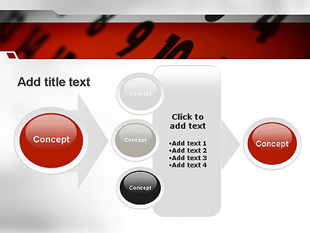 Events Calendar PowerPoint Template Slide 17