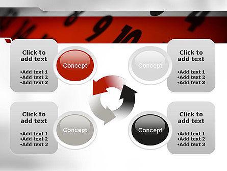 Events Calendar PowerPoint Template Slide 9