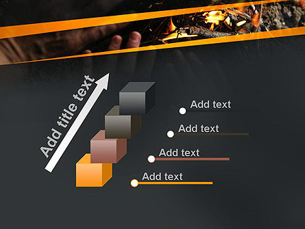 Bonfire Warmth PowerPoint Template Slide 14