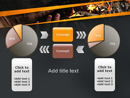 Bonfire Warmth PowerPoint Template Slide 16