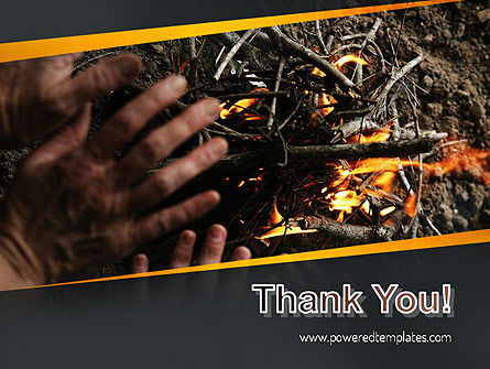 Bonfire Warmth PowerPoint Template Slide 20