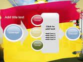 Child Room Design PowerPoint Template#17