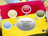 Child Room Design PowerPoint Template#7