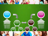 School Lessons PowerPoint Template#19