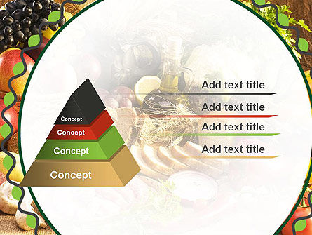 Quality Food PowerPoint Template Slide 12