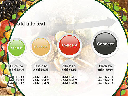 Quality Food PowerPoint Template Slide 13