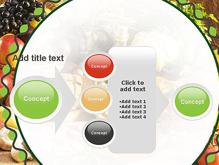 Quality Food PowerPoint Template Slide 17